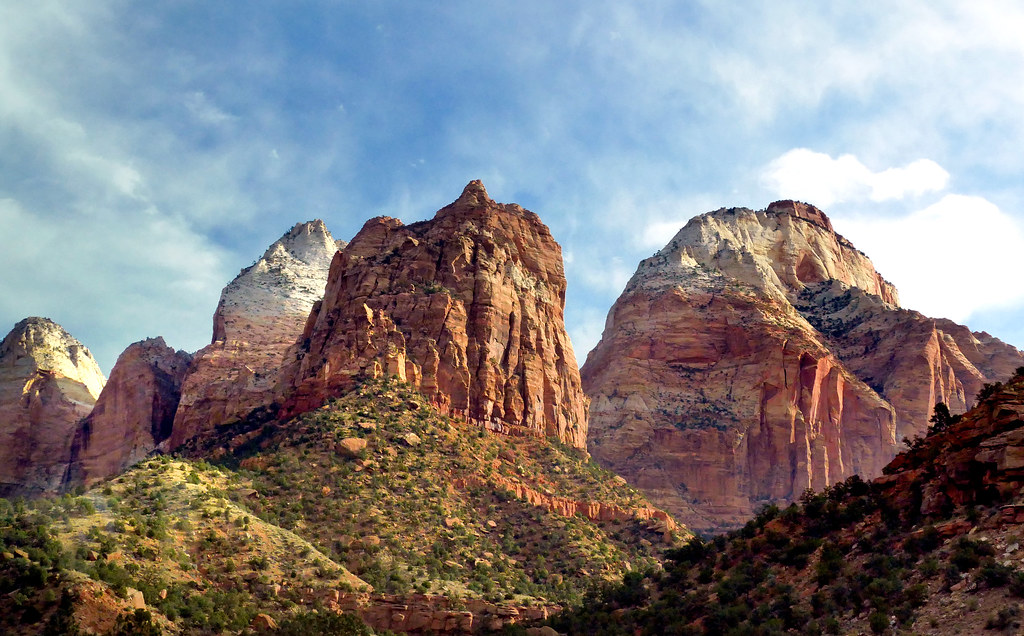 campgrounds near zion national park