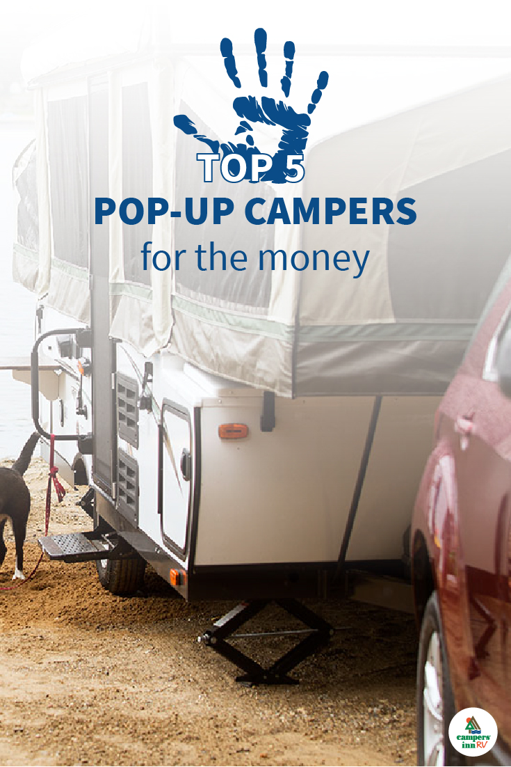 Top 5 Pop-Up Campers for the Money