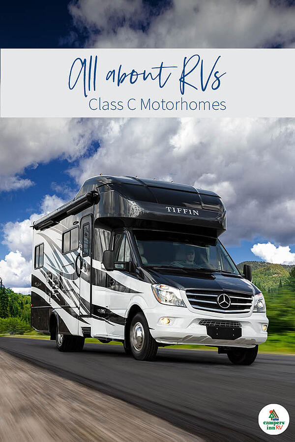 All about RVs: Class C motorhomes