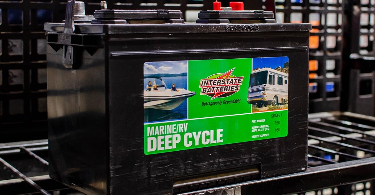 RV Battery Winter Care