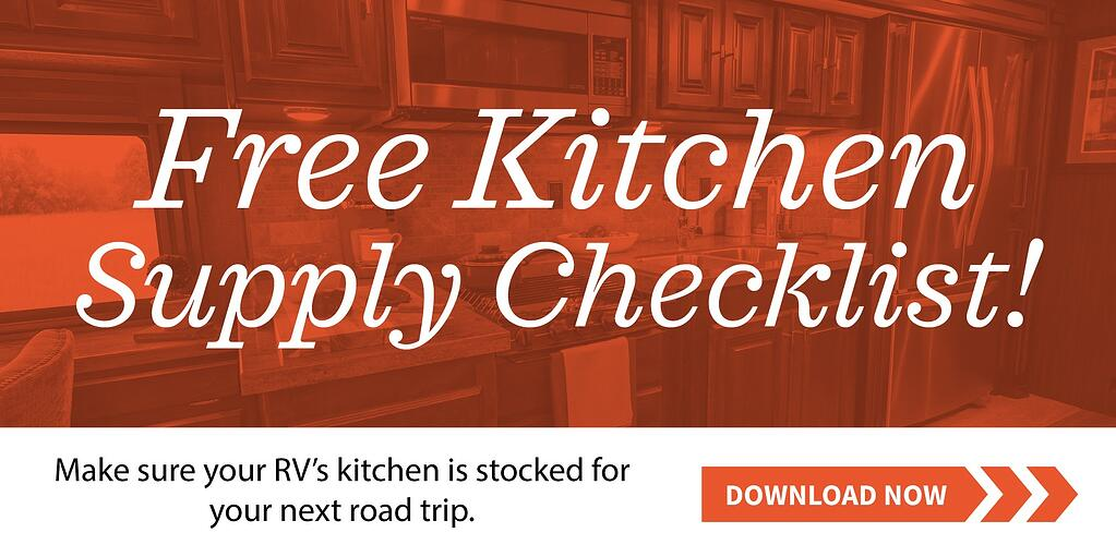 Download RV Kitchen Checklist