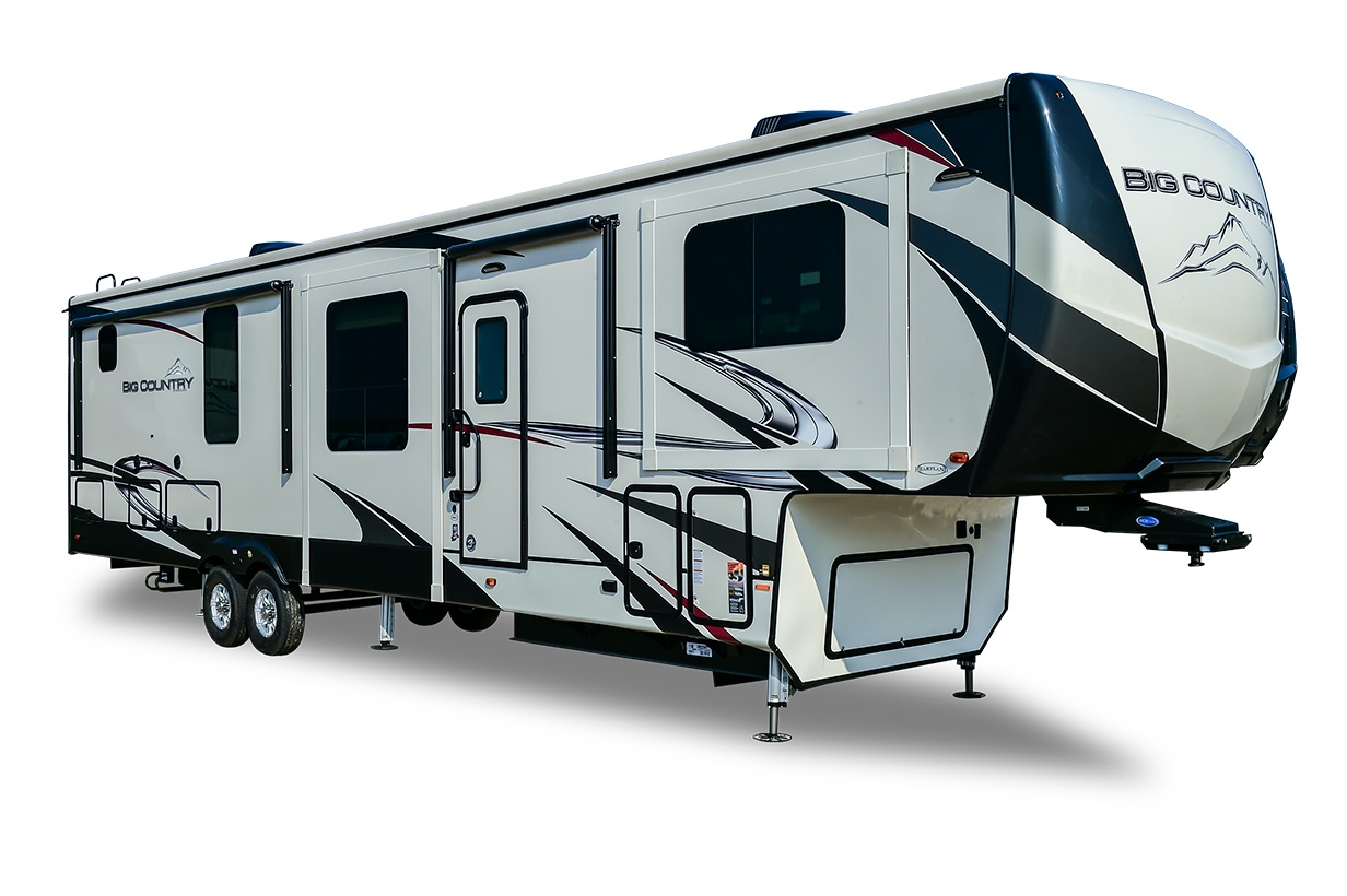 Heartland Big Country Fifth Wheel Exterior