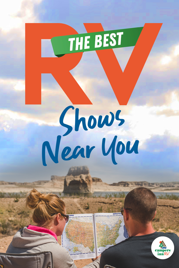 The Best RV Shows Near You