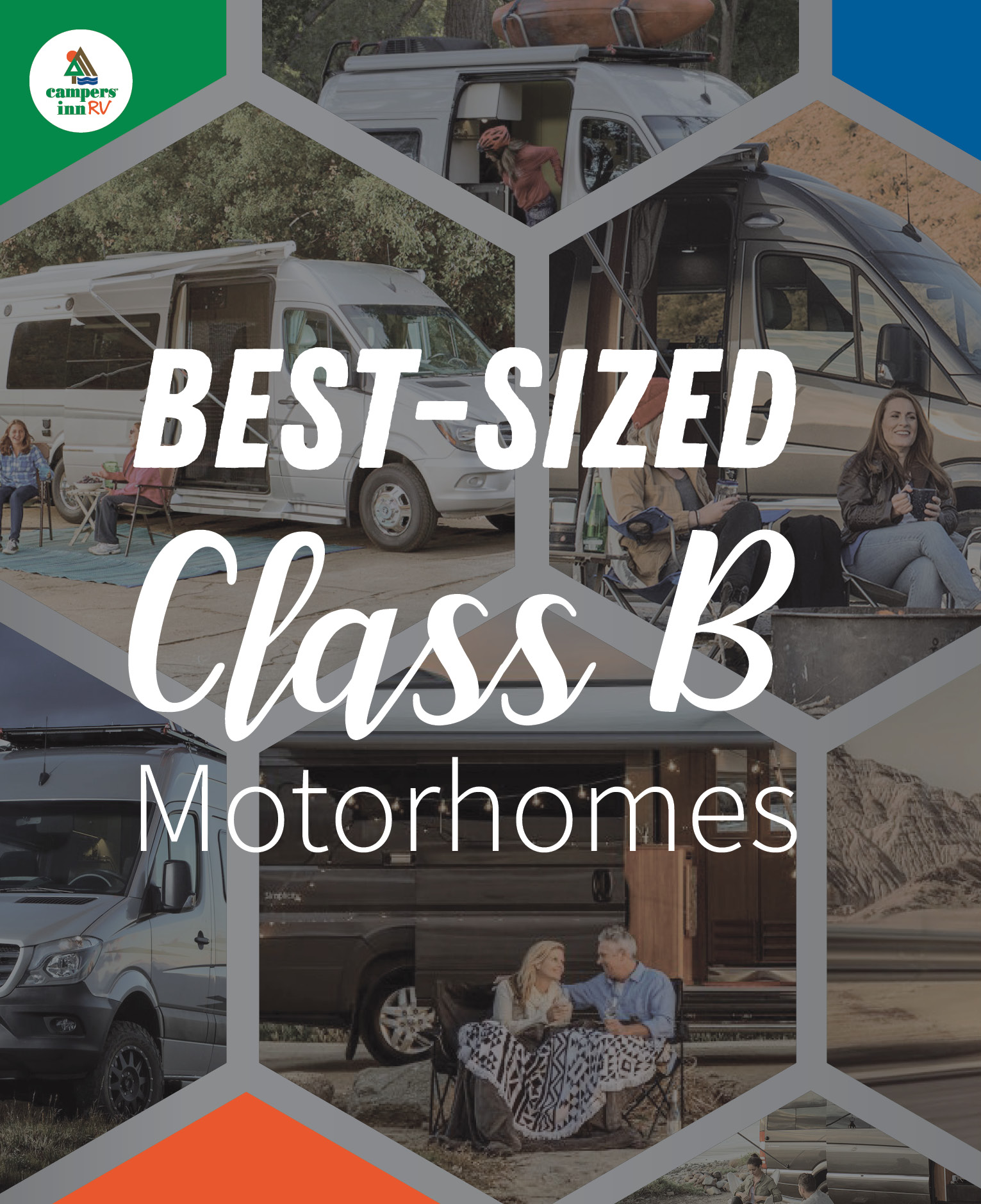 Best-Sized Class B Motorhomes in North America
