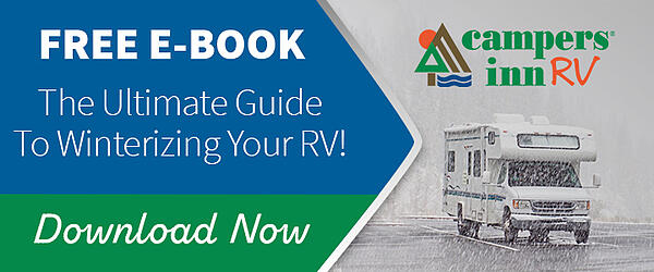 Get our step-by-step guide for winterizing your RV