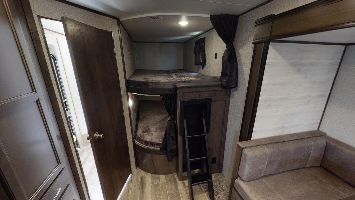 2021 Jay Flight SLX 8 287BHS Double Bunk Beds