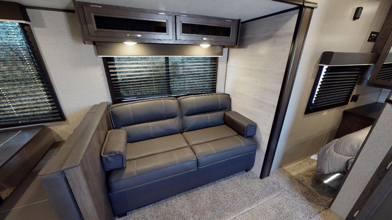 2021 Jayco Jay Flight SLX 267BHS Sofa