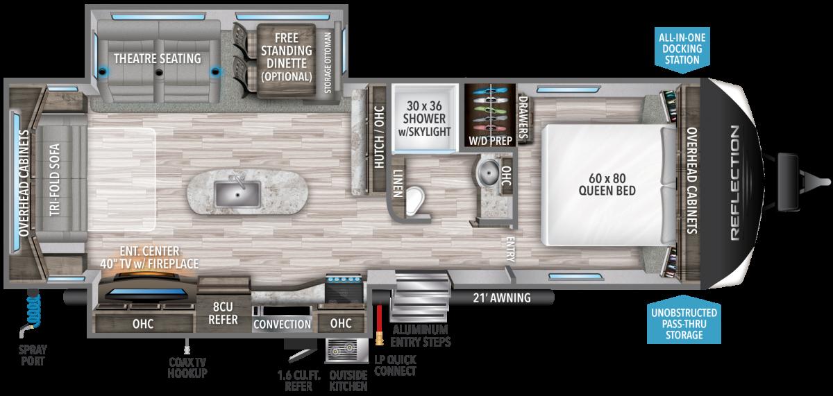 297RSTS floor plan
