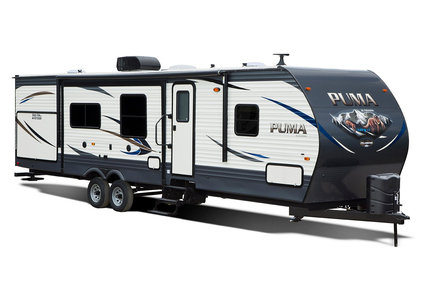 Palomino Puma 31-FKRK with king bed