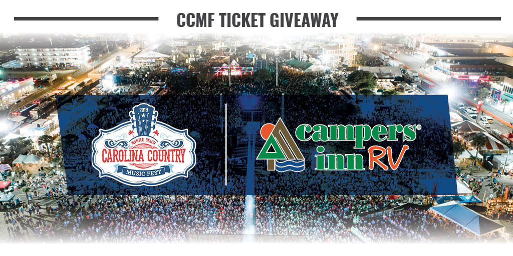 Campers Inn RV Sponsors Carolina Country Music Fest