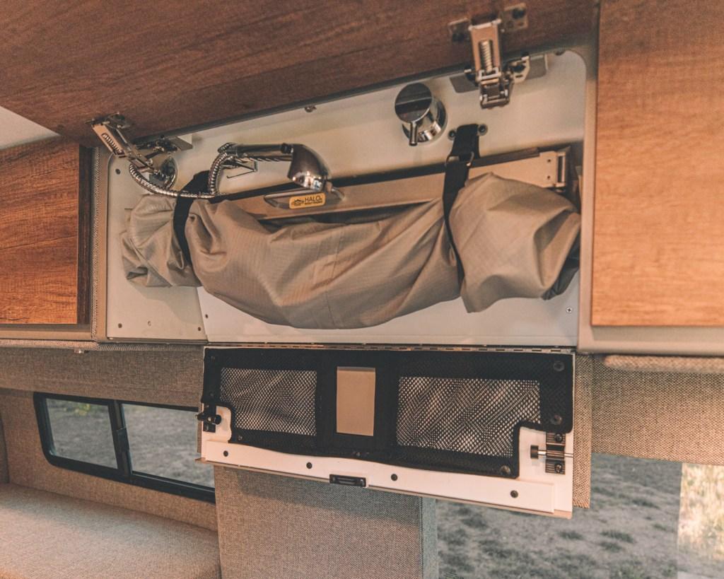 storyteller overland classic mode 4x4 halo shower system