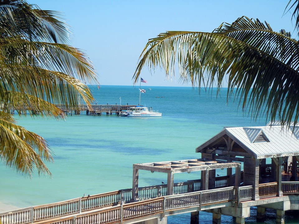 camping in key west
