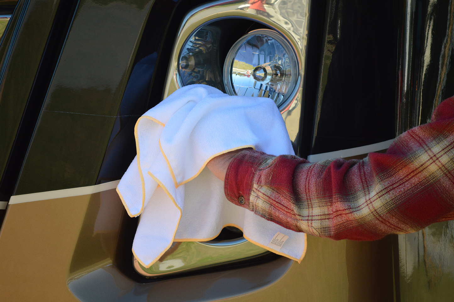 25 Spring RV Maintenance Tips: test your front and rear lights