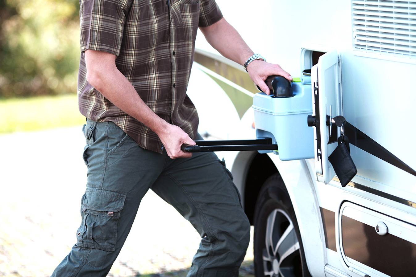 25 Spring RV Maintenance Tips: Check and charge your batteries