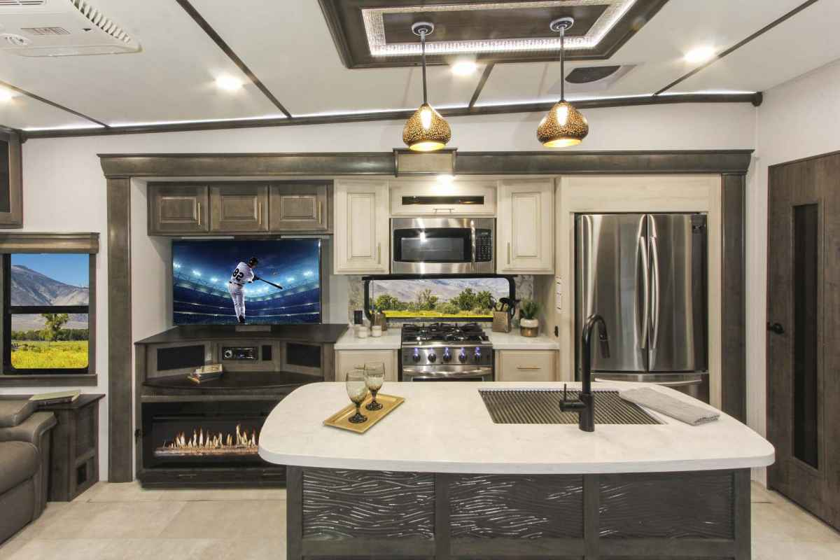 Alliance Paradigm 370FB Kitchen