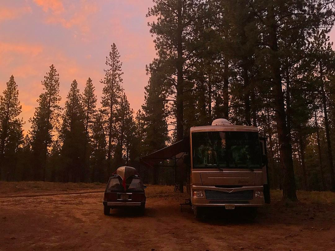 Bend-OR-boondocking