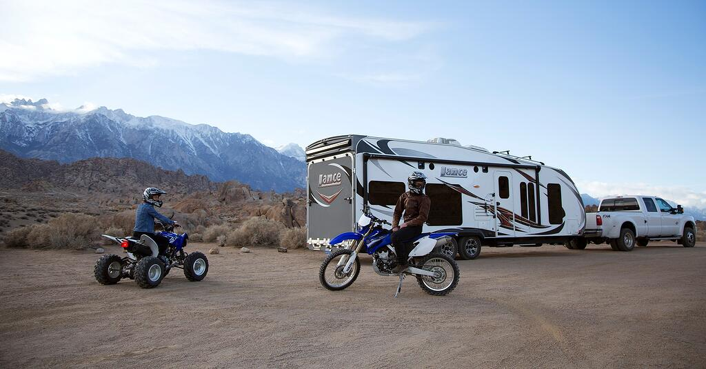 All About RVs: What is a Toy Hauler?