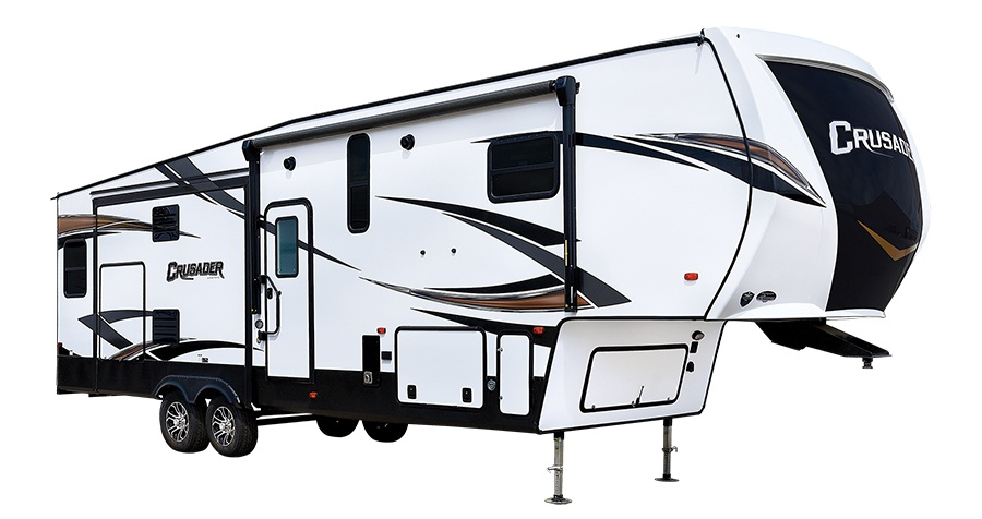 Prime Time Crusader Fifth Wheel Exterior