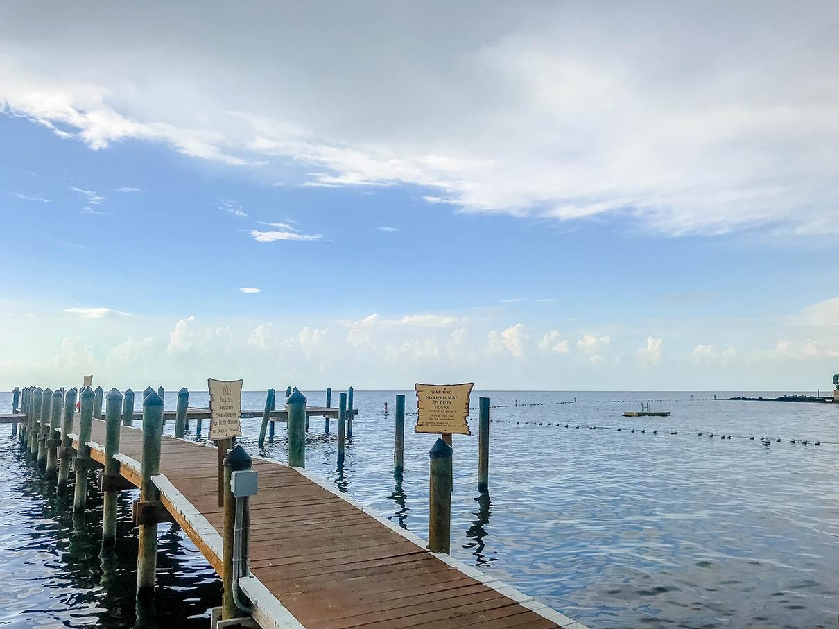 Jolly Roger RV Resort in Marathon, Florida