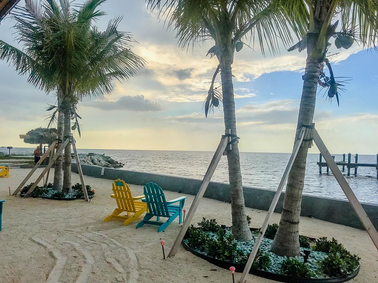 Jolly Roger RV Park and Resort, Marathon, Florida