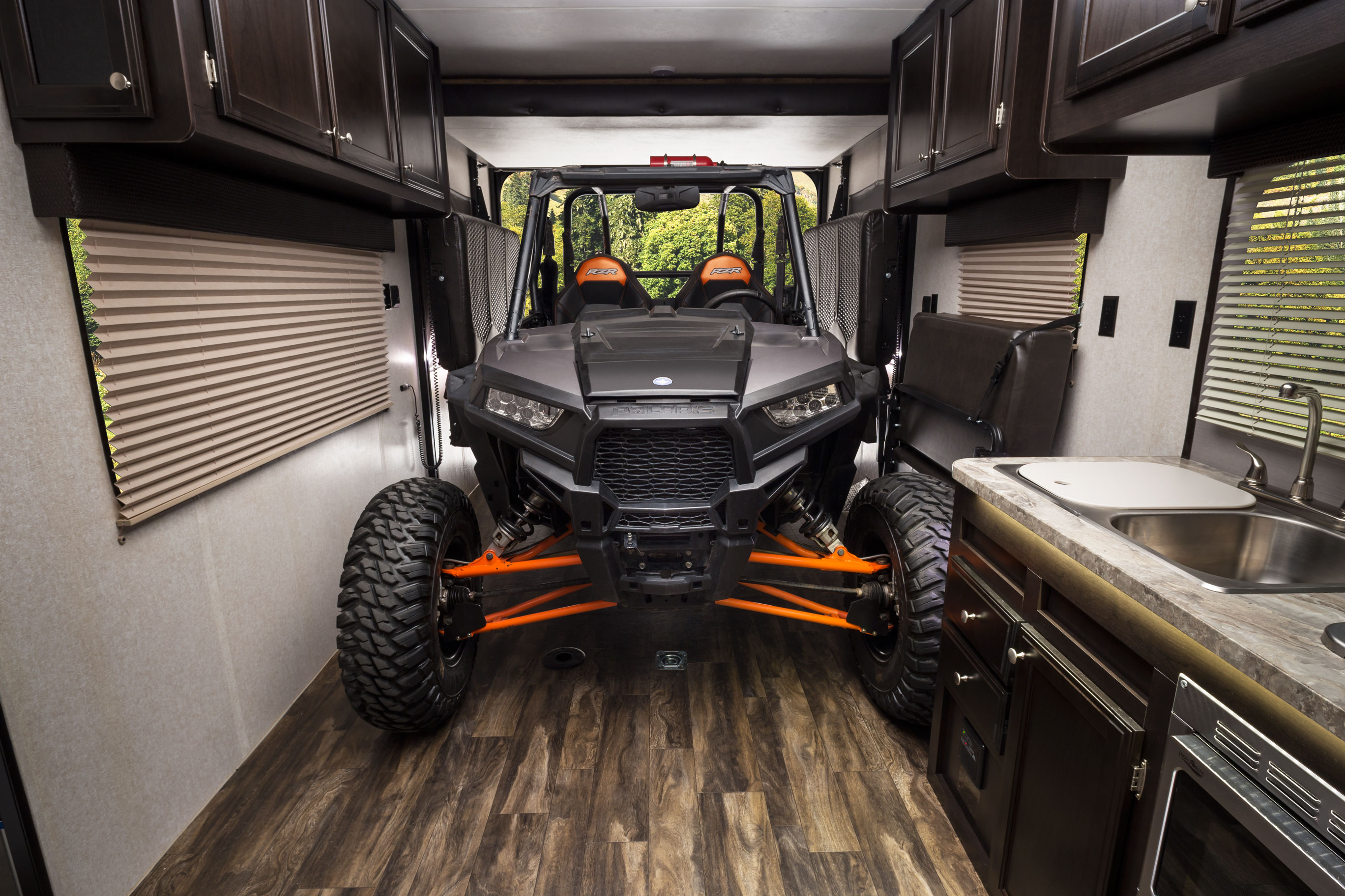 Best Toy Hauler Travel Trailers For Camping Adventures