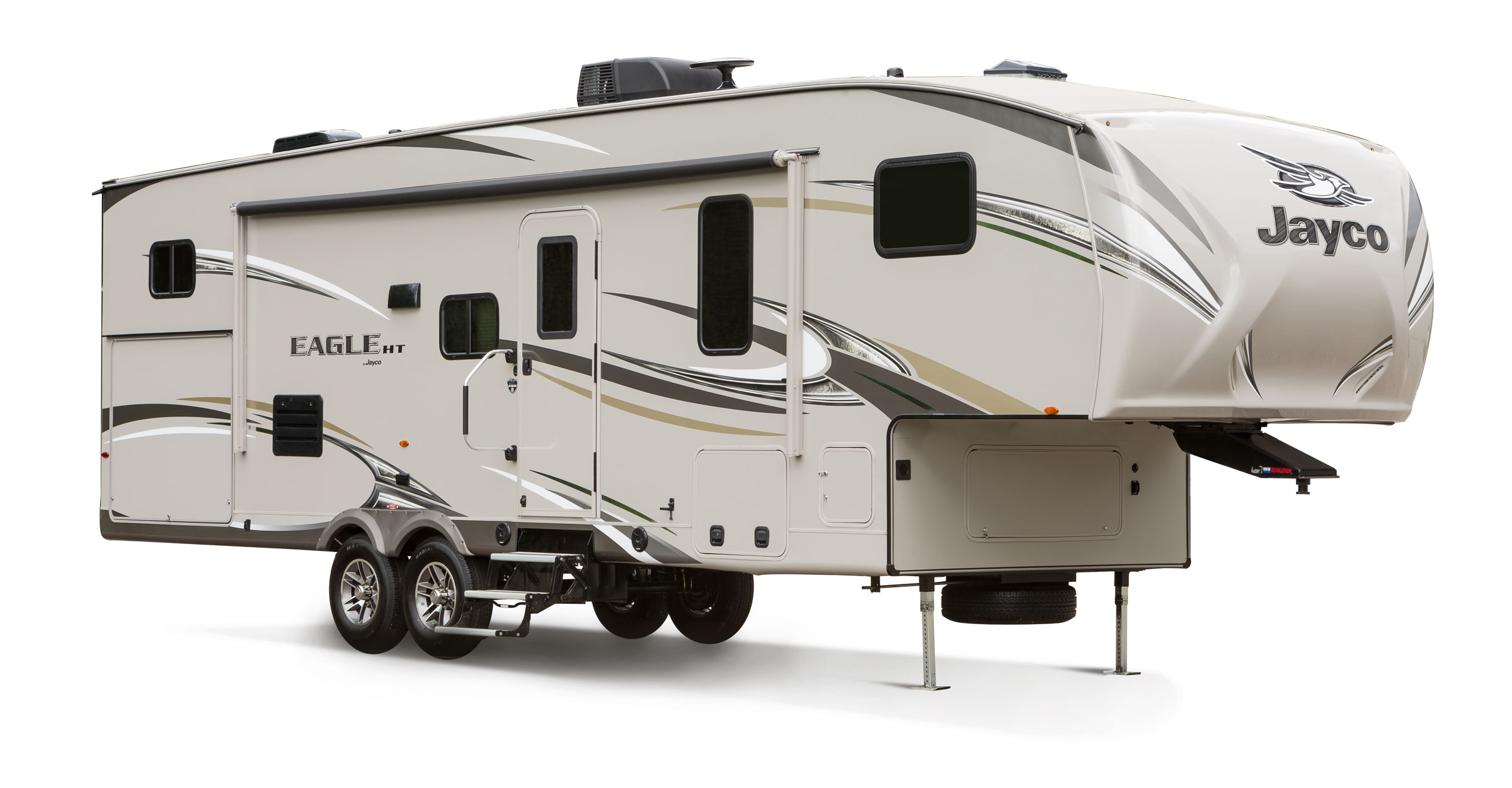 Jayco Eagle HTX for Winter Camping
