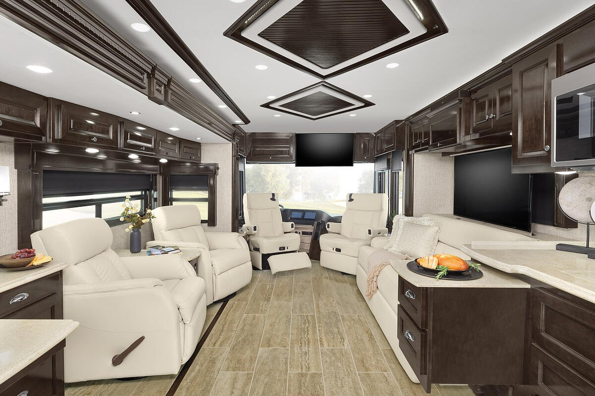 Newmar Dutch Star Interior