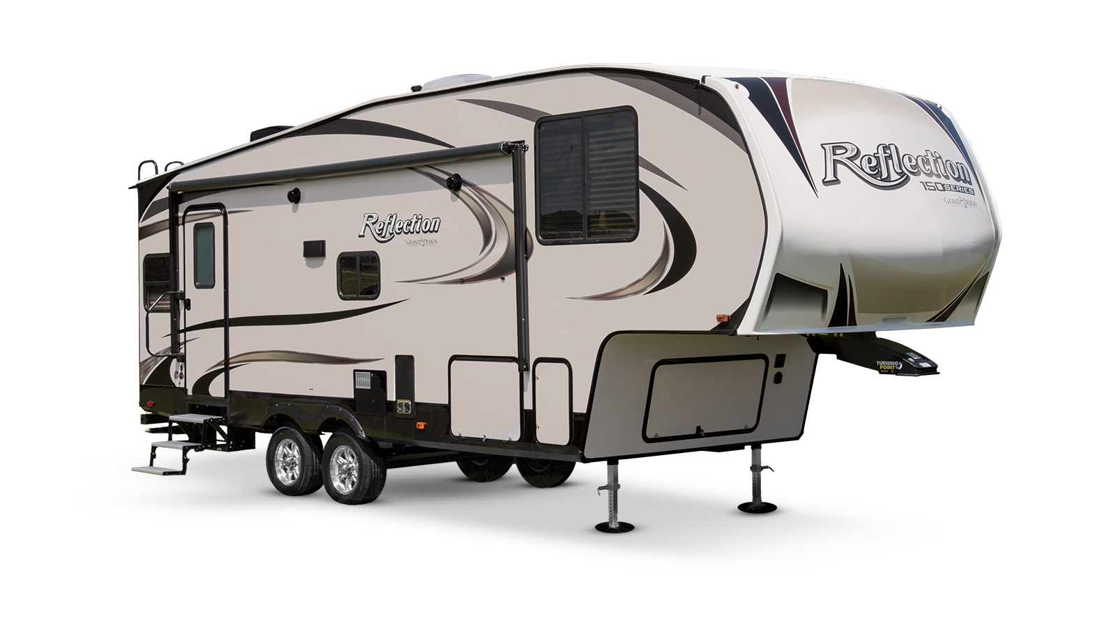 Top 5 Fifth Wheel RVs: Grand Design Reflection 150 Series