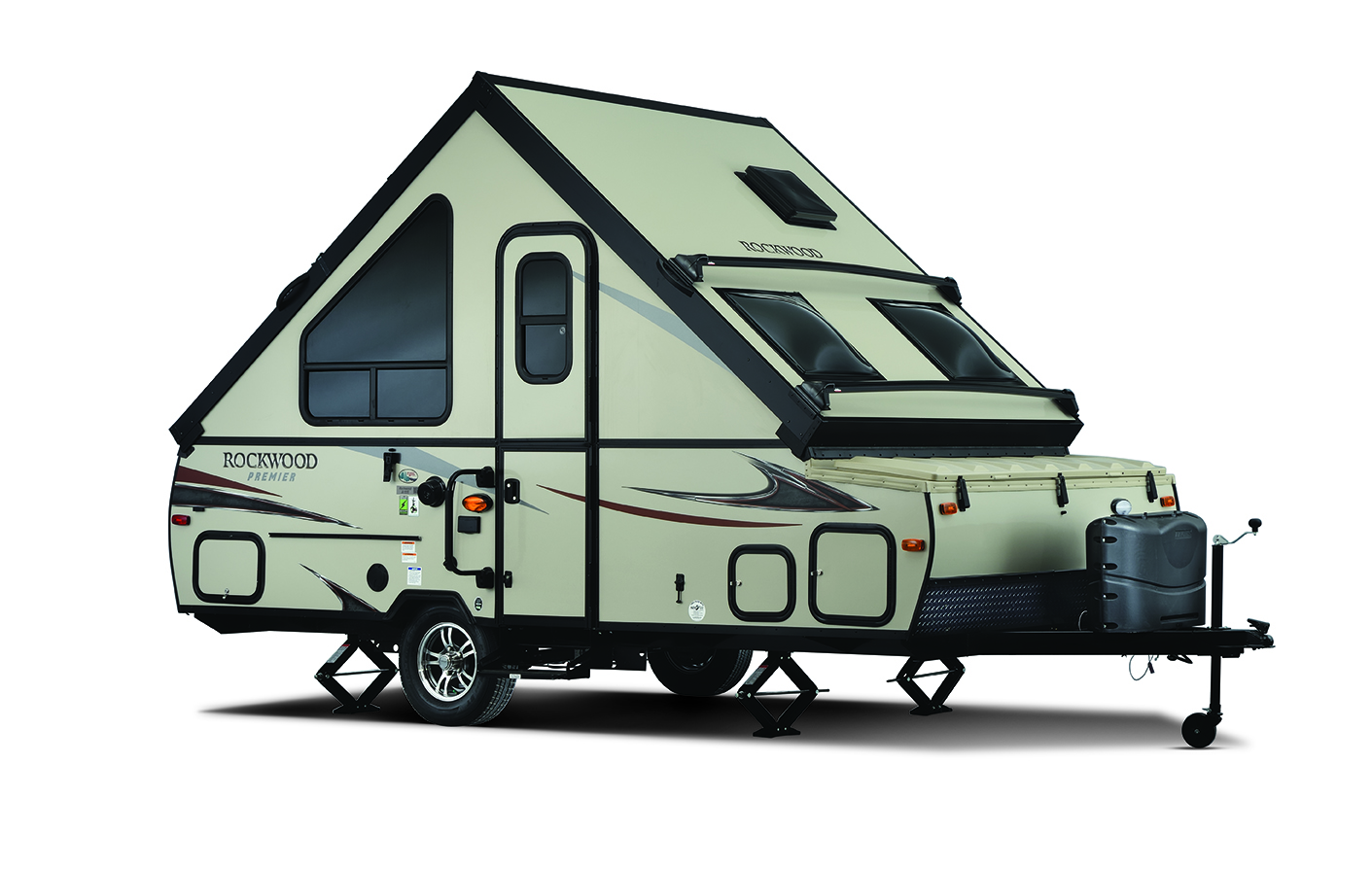 Top 5 Pop-Up Campers: Forest River Rockwood Hard Side High Wall Series