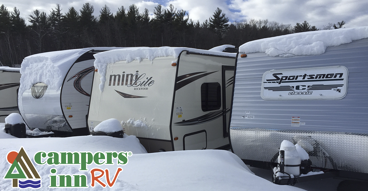 How to protect your RV in the winter