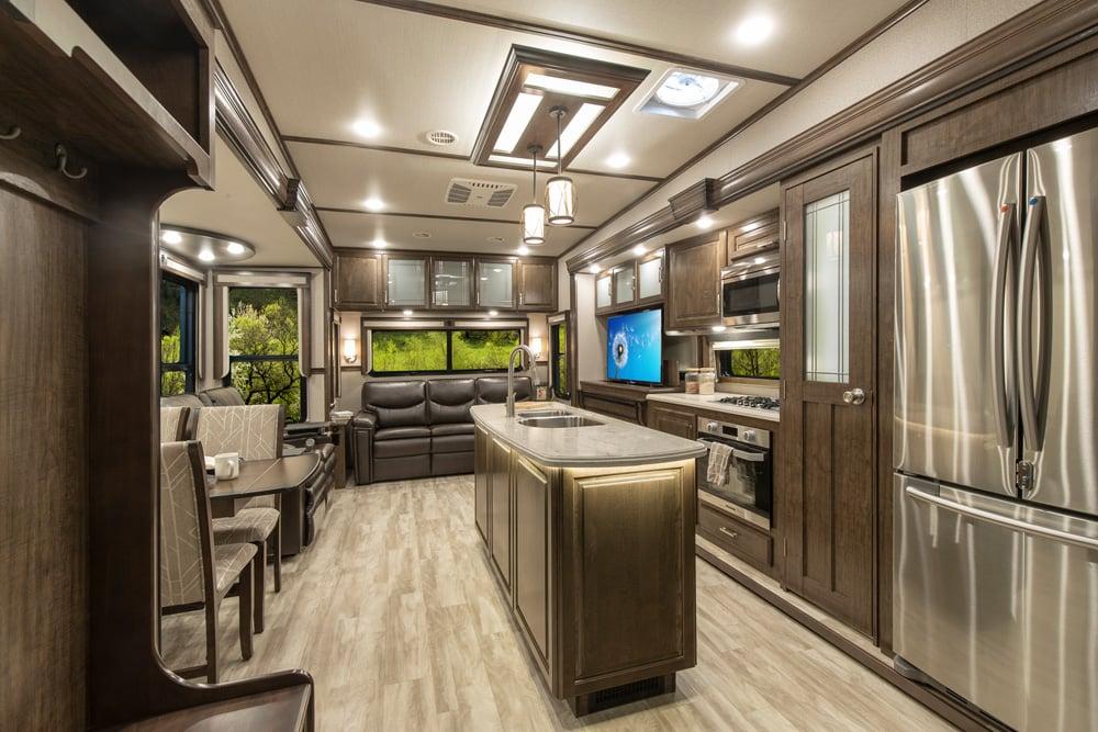 Grand Design Solitude Interior