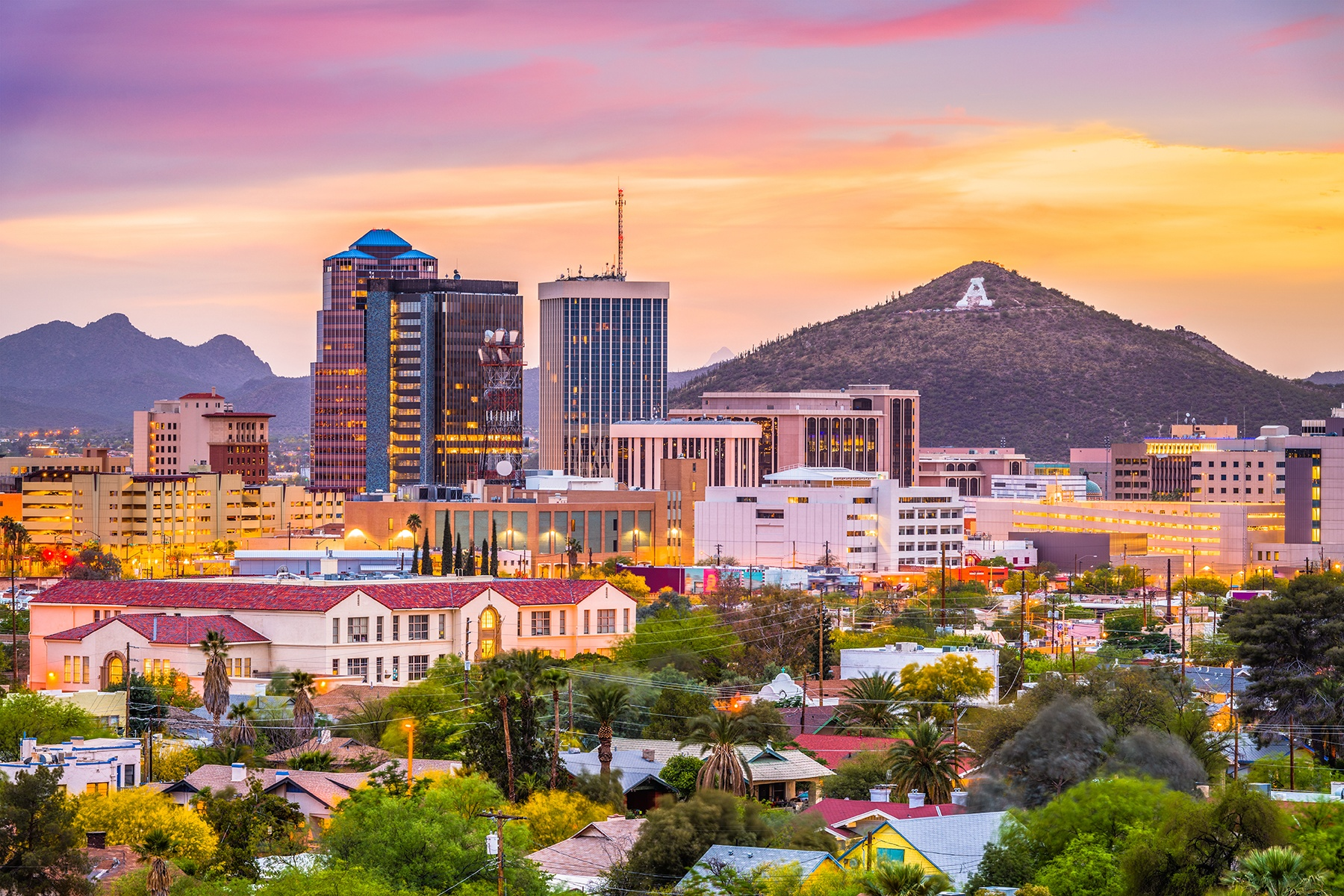 Tucson, Arizona is a great destination for RVers who love outdoor adventure and Mexican cuisine