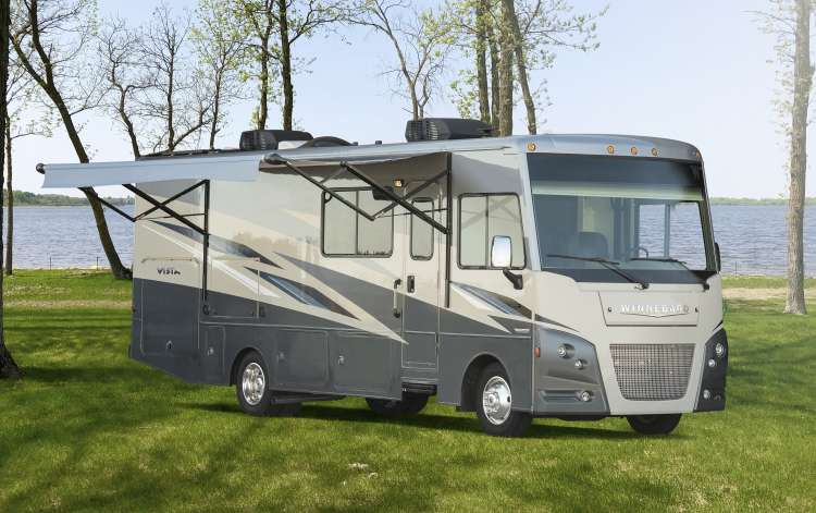 Winnebago Vista Exterior