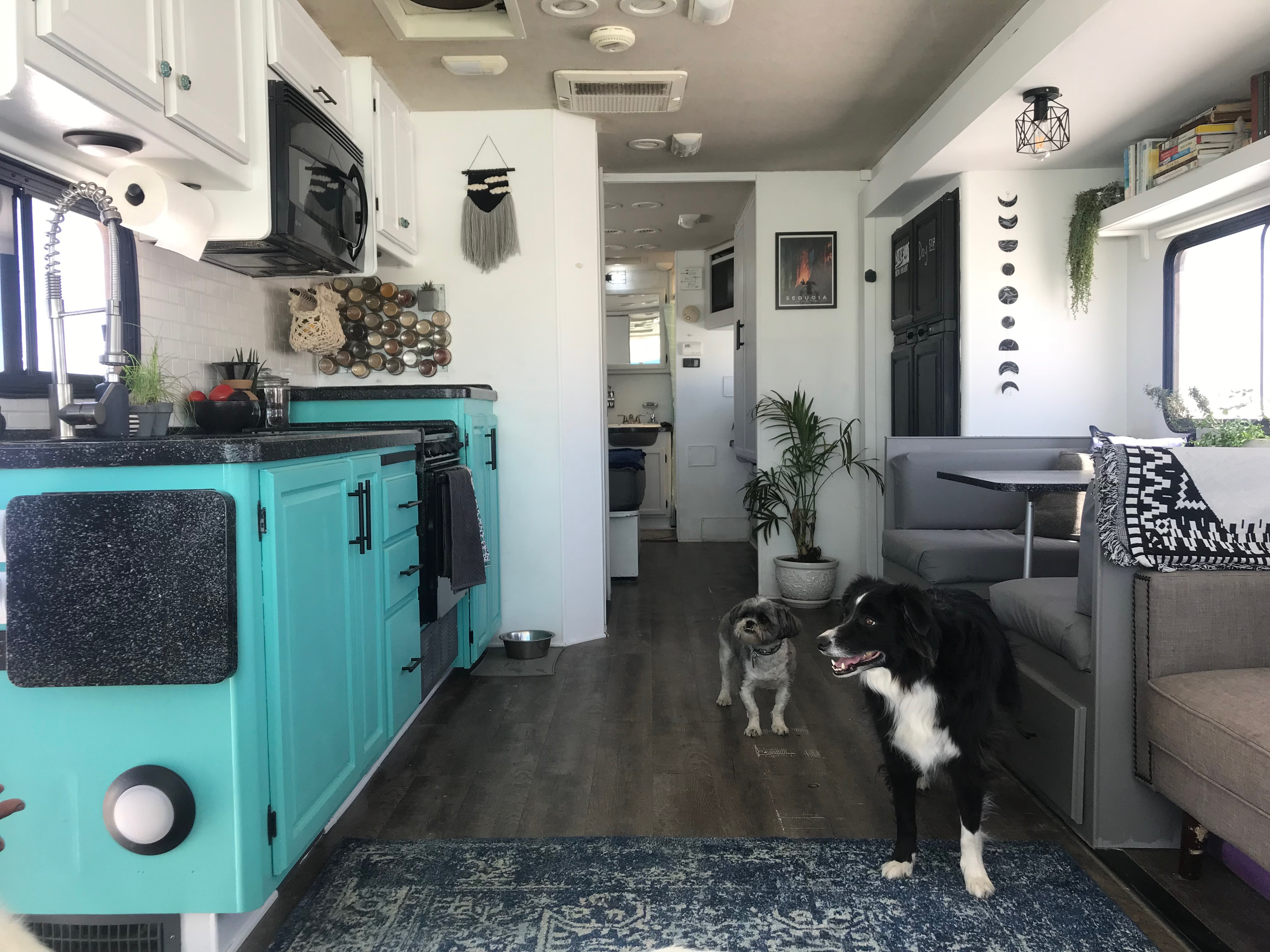 Clean your RV frequently