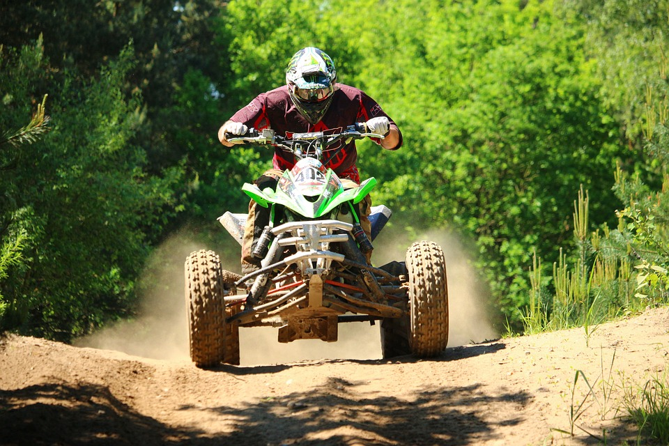 campgrounds with atv tours
