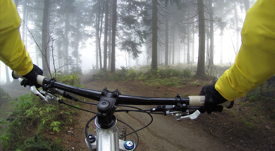 campgrounds with biking