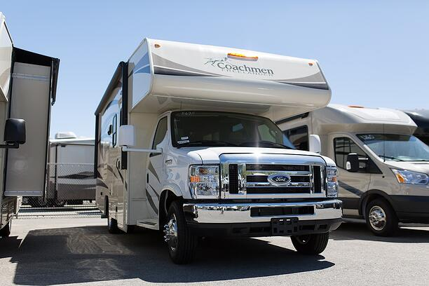 Which Type of Motorhome is Right for You: Class A, C or B?
