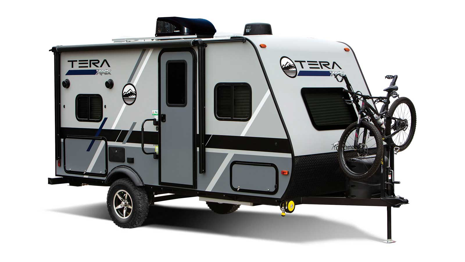 coachmen apex nano travel trailer exterior