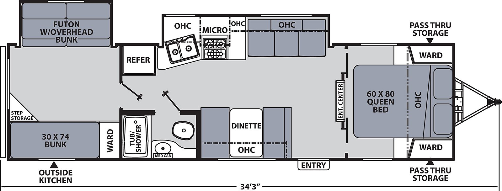 coachmen apex ultra lite travel trailer floorplan