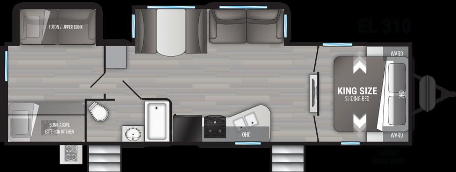 cruiser embrace floor plan
