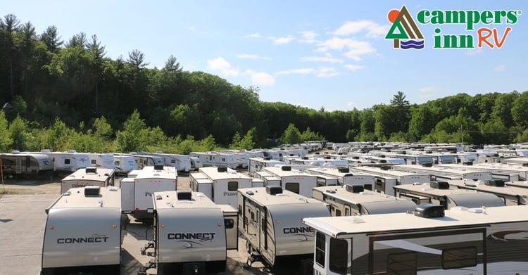 Campers Inn RV, RV dealership, Family-owned RV dealership, RV parts, RV service
