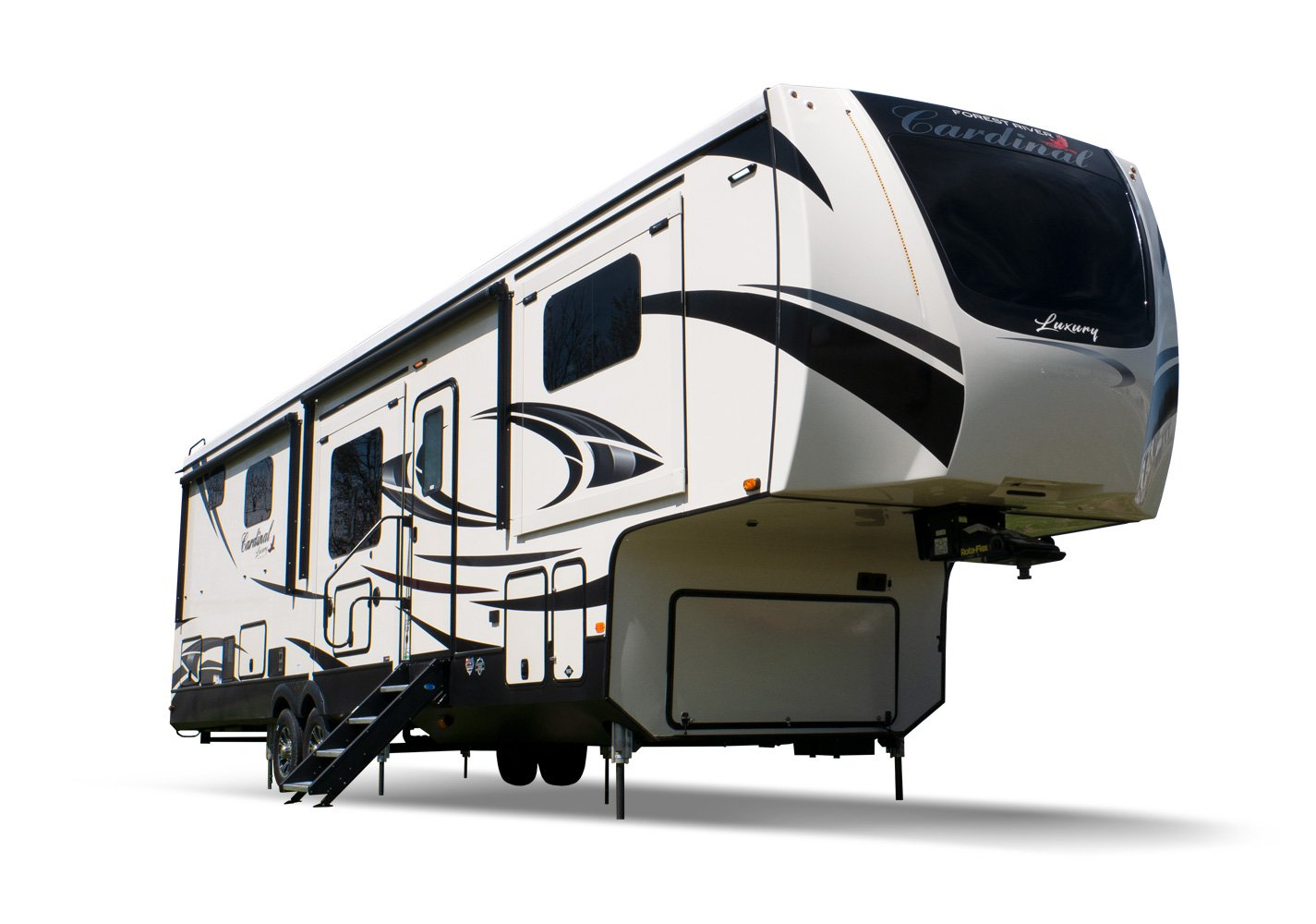 forest river cardinal luxury fifth wheel exterior