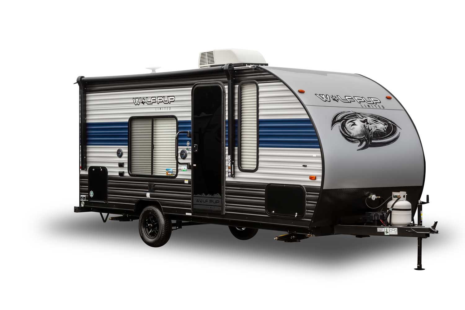forest river cherokee wolf pup travel trailer exterior