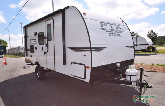 Prime Time PTX Travel Trailer