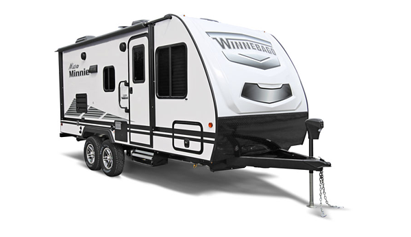 winnebago micro minnie travel trailer exterior