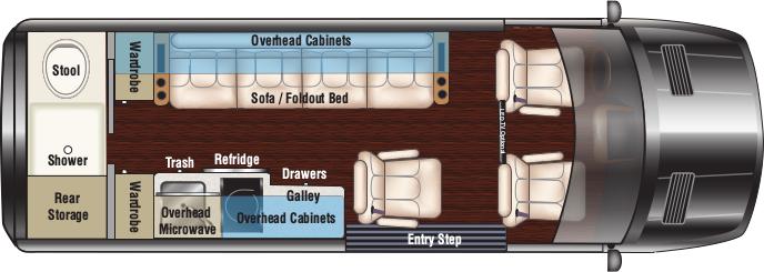 midwest legend floorplan
