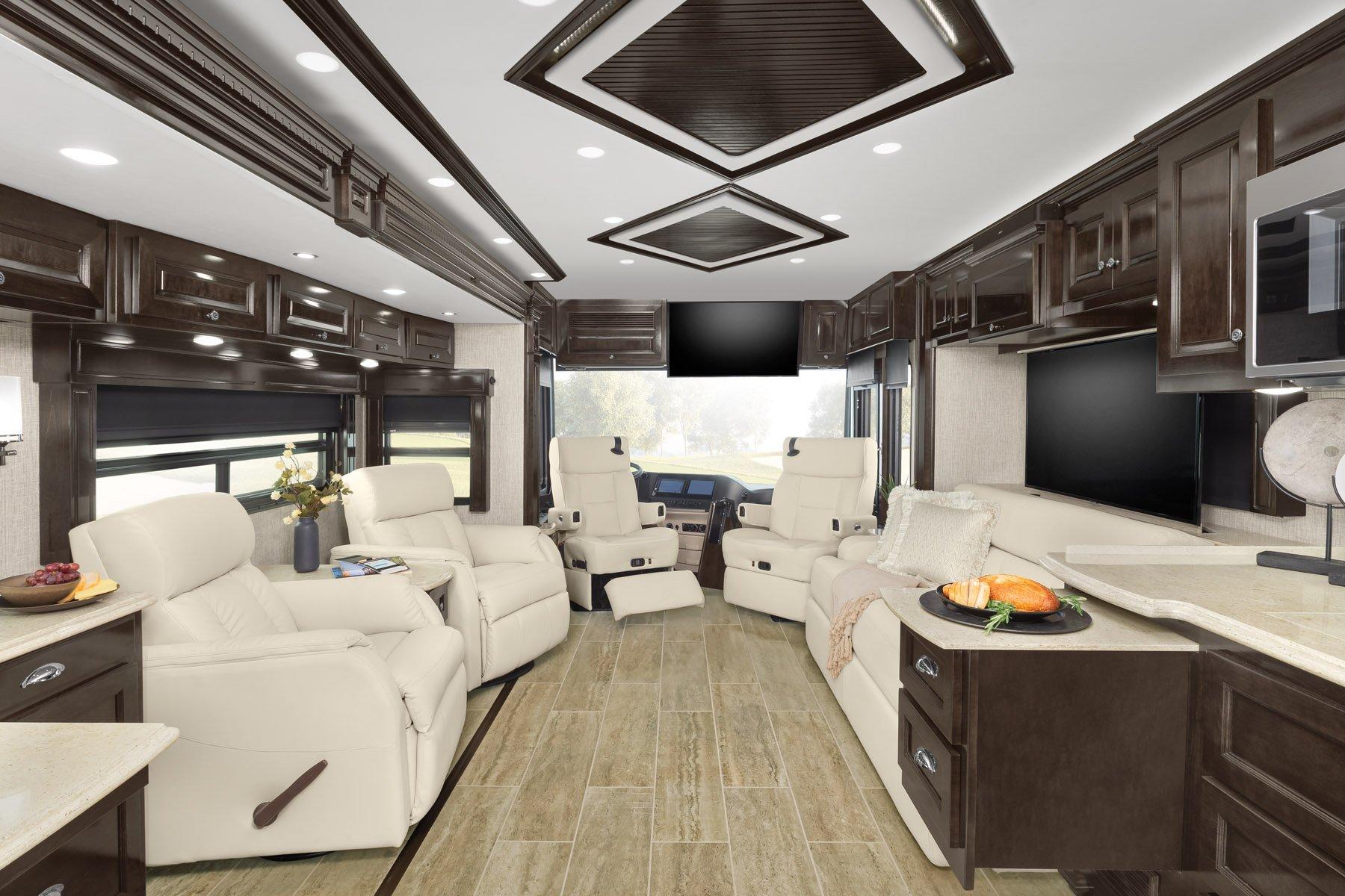 newmar dutch star class a motorhome interior