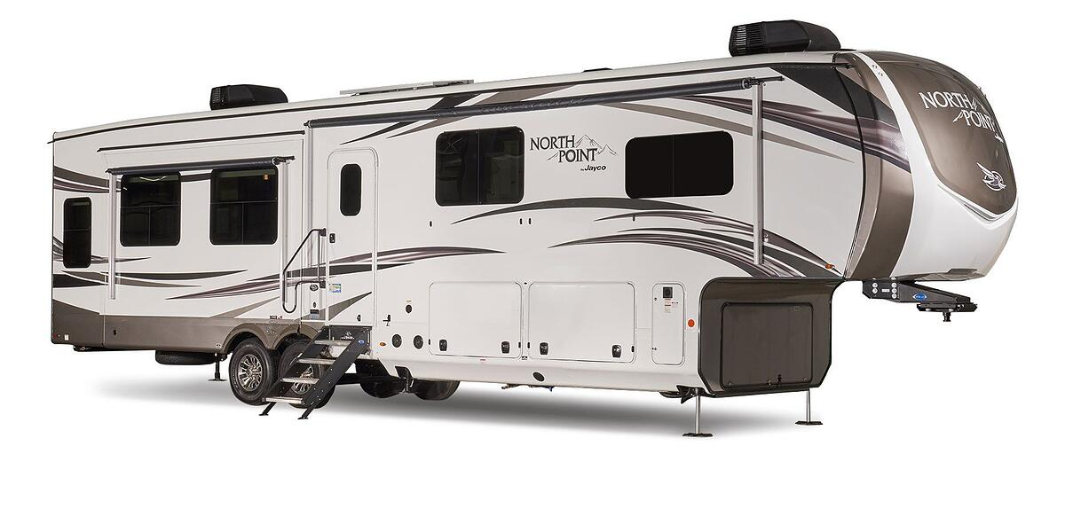 Jayco North Point 382FLRB Exterior