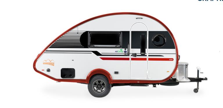 nucamp teardrop trailer exterior