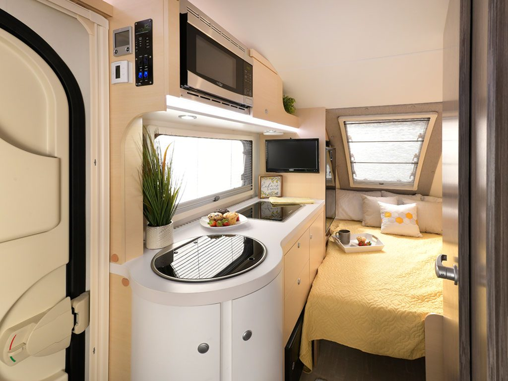 nucamp teardrop trailer interior